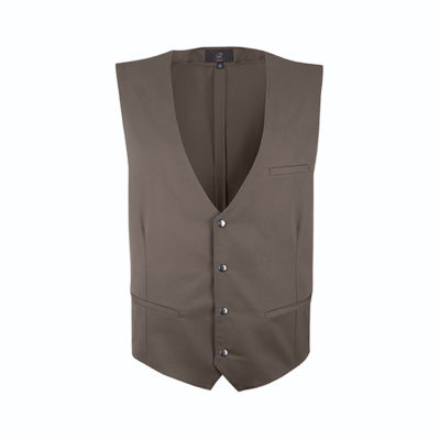 Service waistcoat 1612 Taupe