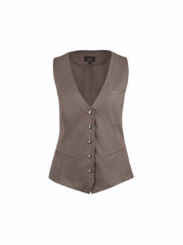 Service waistcoat 1712 Taupe