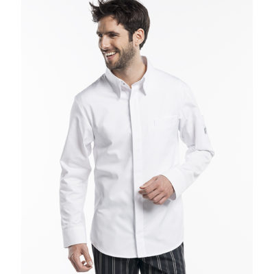 Chaud Devant Chef Shirt White 990