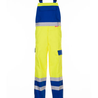 Planam Major Protect High Visibility Dungarees