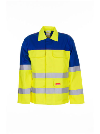 Planam Major Protect High Visibility Jack 1 layer