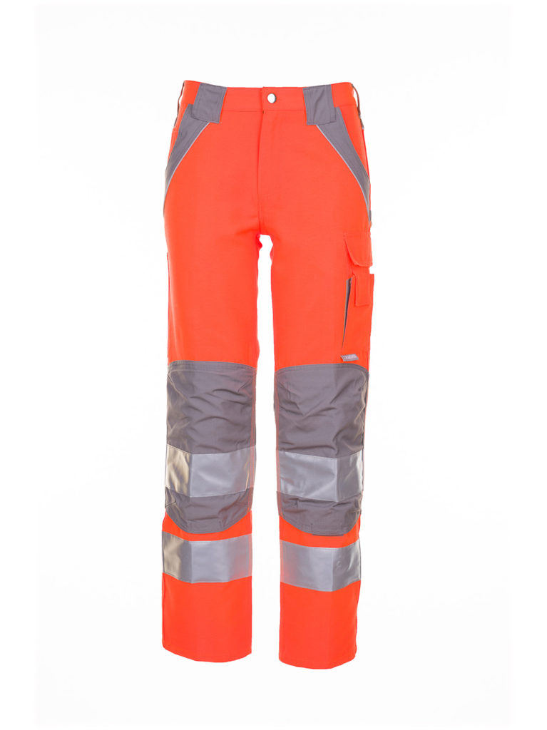 Planam Plaline High Visible Trousers