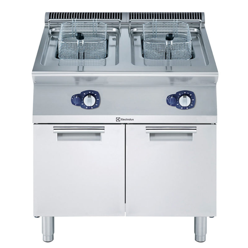 Electrolux Professional 700XP Friteuse 2x gas vloermodel