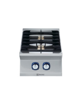 Electrolux Professional 700XP Fornuis 2 open branders